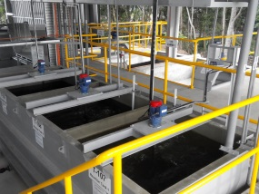 Coagulation and Flocculation Tank