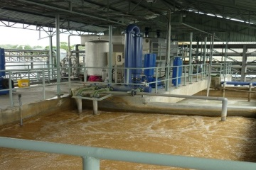 Organic Waste Water Fasilities