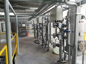 Overview of Softener & RO Water Treatment Plant