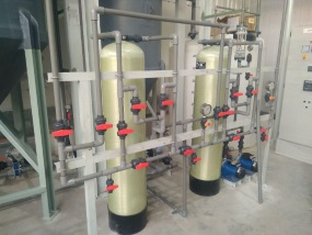 Sand Filter & Activated Carbon Filter